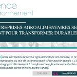 Pnd 150x150 - Quinze entreprises agroalimentaires se regroupent pour transformer durablement leur modèle - Référence Environnement