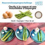 asperge 150x150 - Happy Food lance un challenge pour soutenir les producteurs français d'asperge