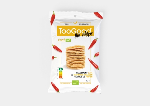 1 2 - Les premières chips bio TooGood