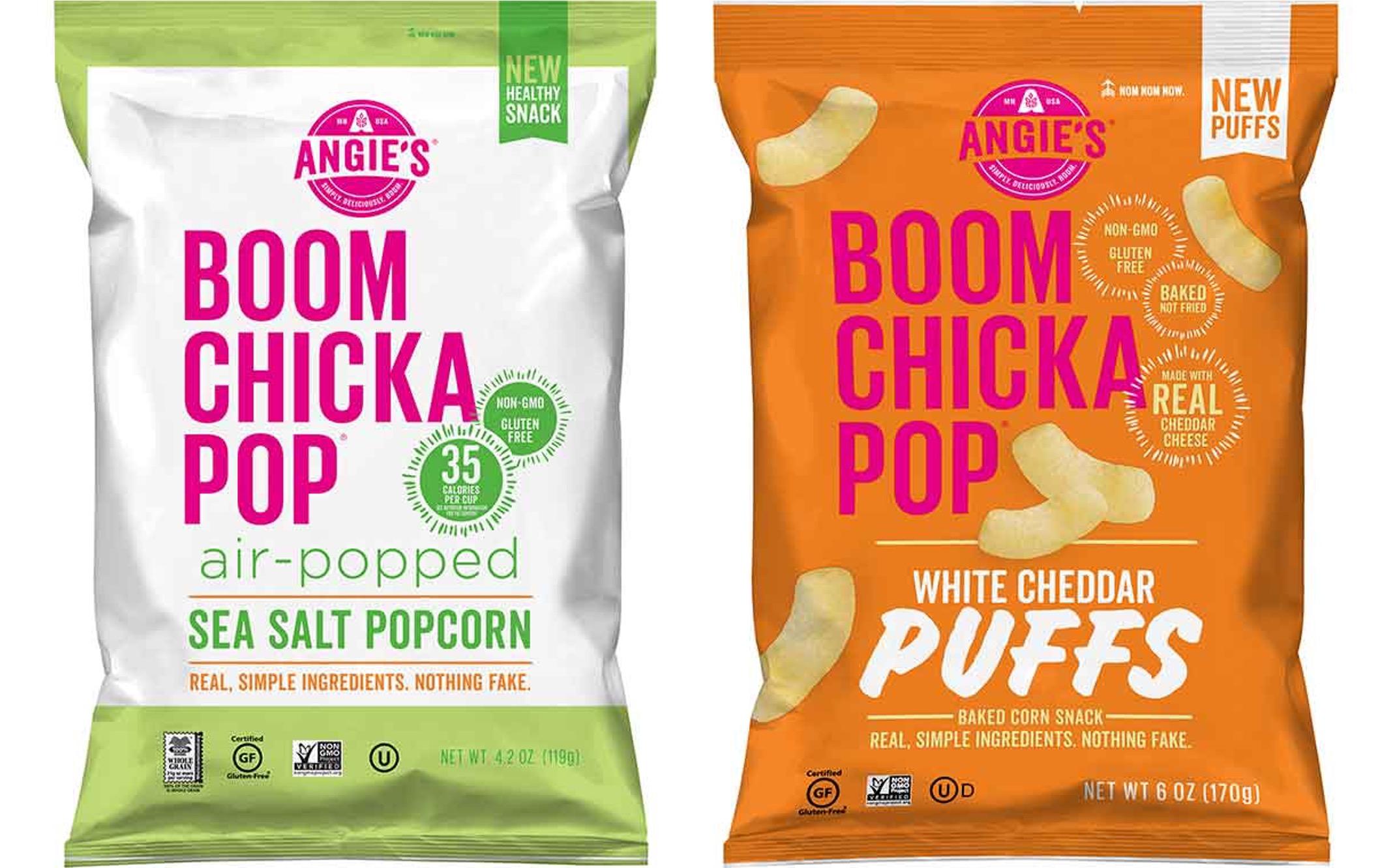 """1 5 - Du pop-corn """"clean label"""""""