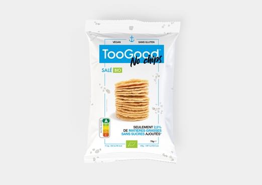2 1 - Les premières chips bio TooGood