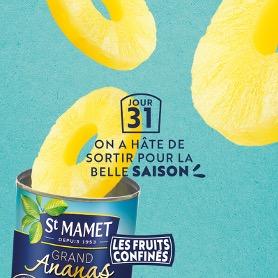 """2 7 - St Mamet accompagne les français avec """"Le journal des fruits confinés"""""""