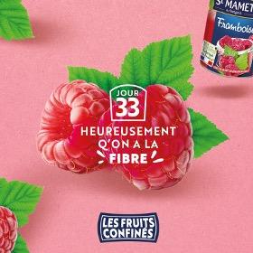 """3 4 - St Mamet accompagne les français avec """"Le journal des fruits confinés"""""""