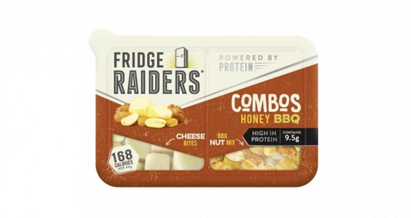 4 - Un combo «fromage & noix»