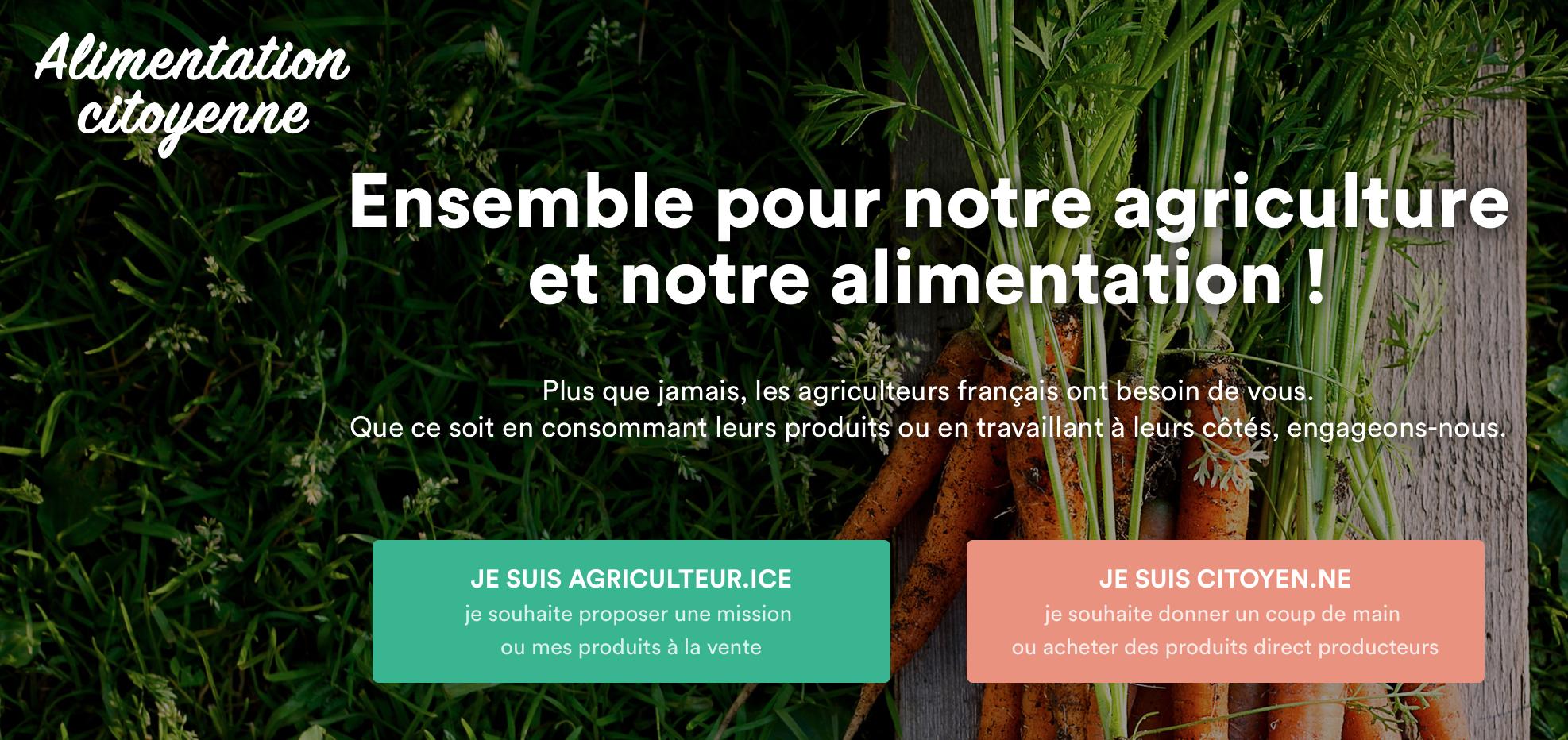 Capture d'écran 2020 04 09 à 14.55.08 - MiiMOSA lance une initiative solidaire pour aider les agriculteurs
