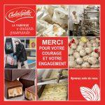 Image Linkedin dons hopitaux 30mars20 150x150 - Des actions solidaires pour Nougat Chabert et Guillot