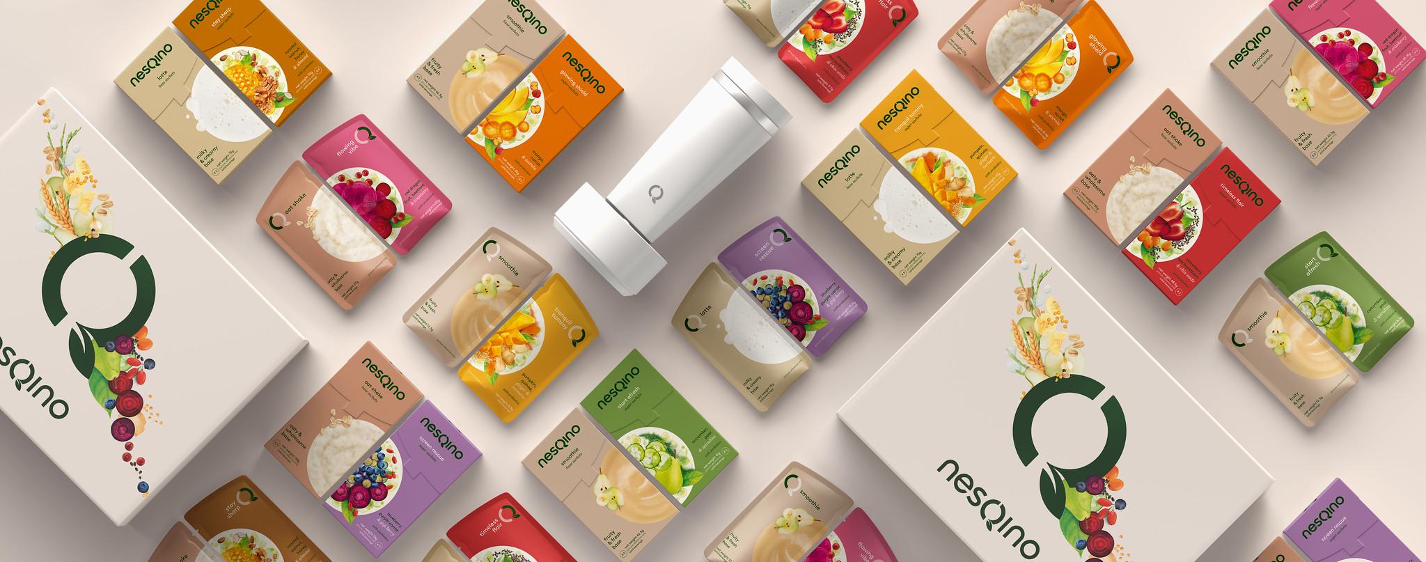Nesquino - Nestlé lance nesQino pour créer des boissons saines et personnalisables