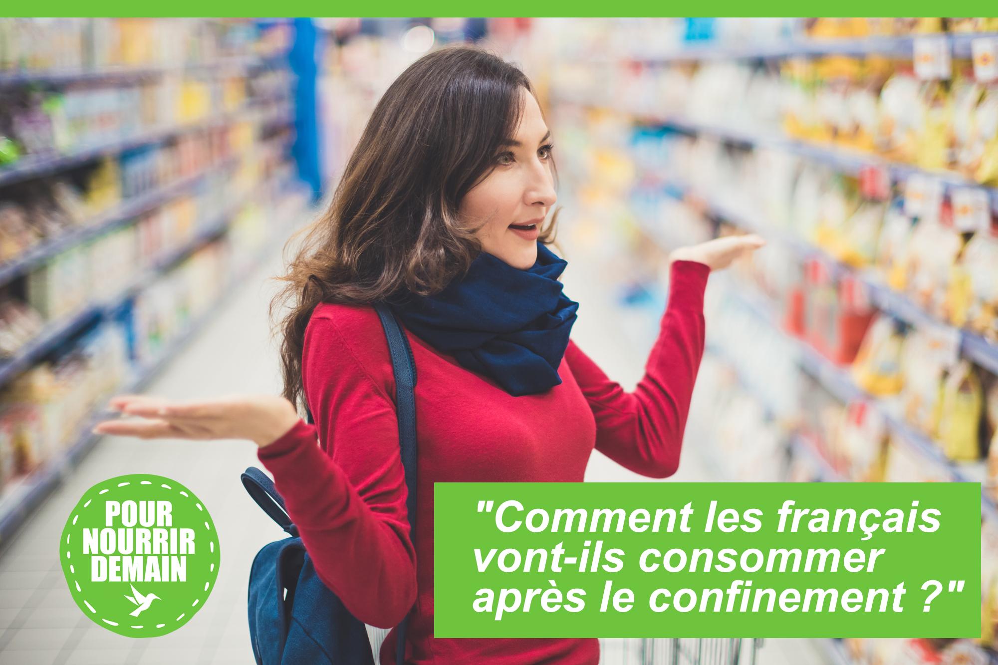 """confinement - Téléchargement livre blanc """"Livre blanc « Comment les français vont-ils consommer après le confinement ? »"""