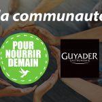 guyader 1 150x150 - Guyader Gastronomie rejoint la Communauté Pour nourrir demain