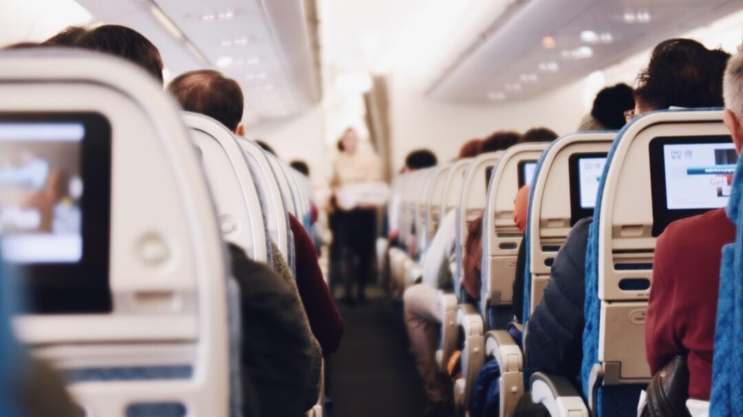 vegan plant based news plane Cropped 1 - Des menus végans dans les avions