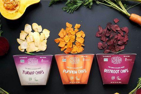 1 8 480x320 - Les nouvelles chips de légumes
