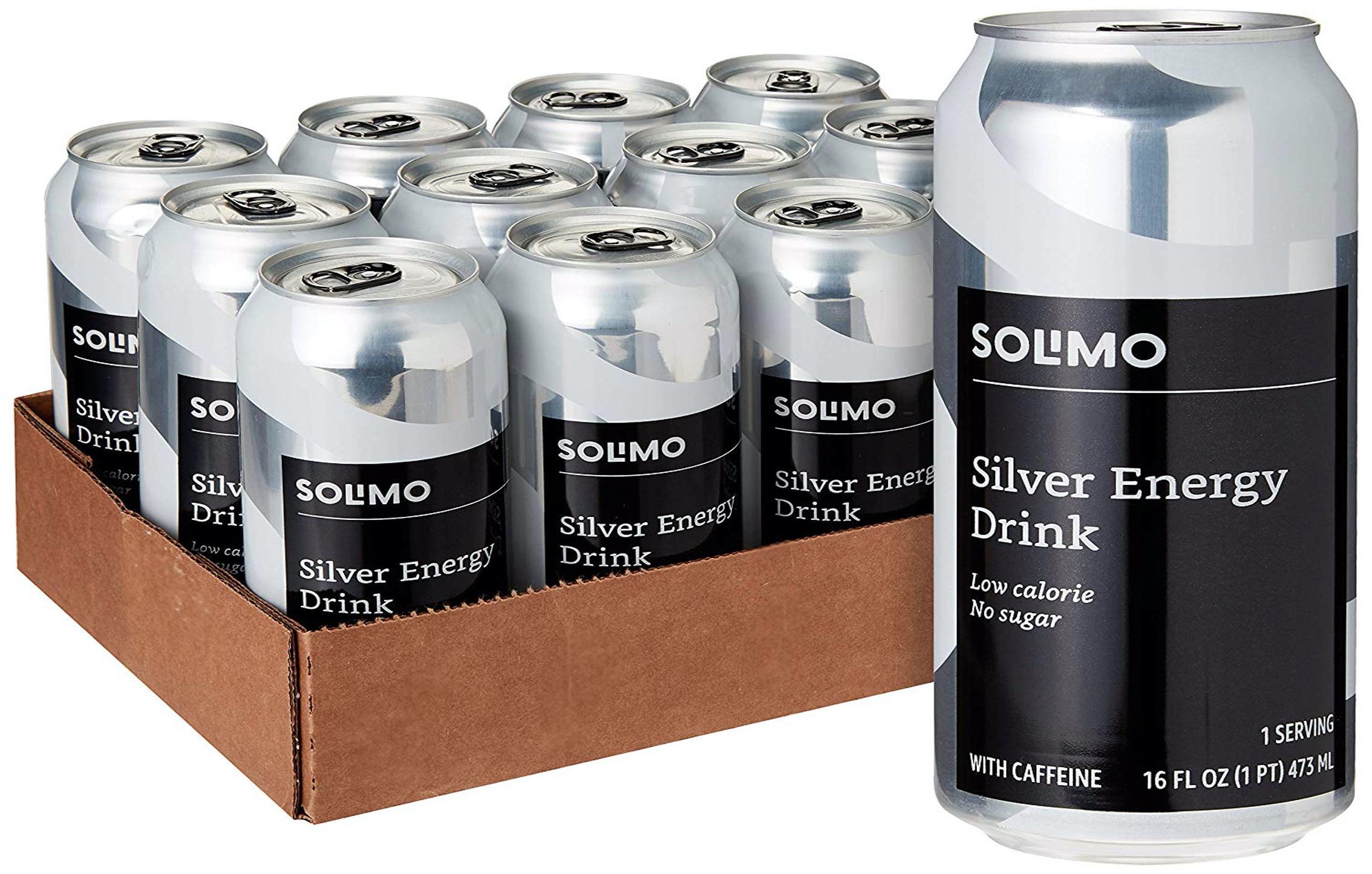 1 - Une boisson énergisante riche en vitamines