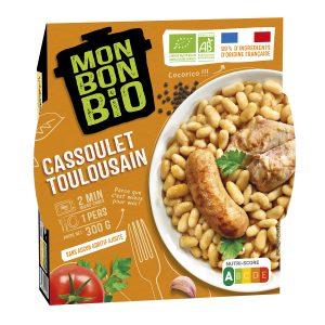 2002082 LBC Cassoulet Toulousain 300g Trois Quart E Commerce 300x300 - Plus que du bio : du bon et du Made in France avec la nouvelle marque Mon Bon Bio !