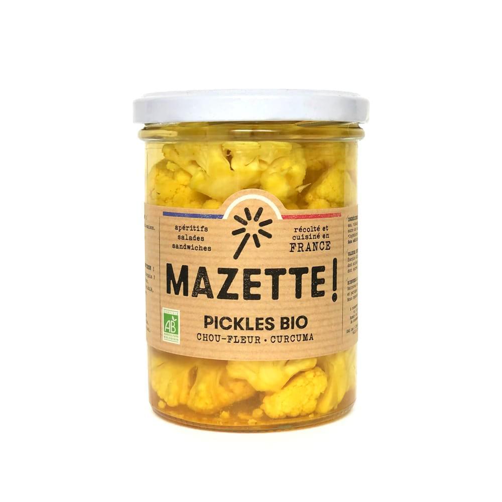 233225 747792 - LES 3 CHOUETTES lancent les pickles MAZETTE!