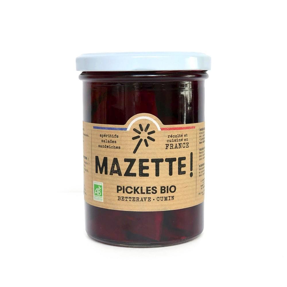 270368 148517 - LES 3 CHOUETTES lancent les pickles MAZETTE!