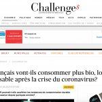 """Capture d'écran 2020 05 05 à 09.31.30 150x150 - Intervention dans Challenge pour l'article """"Les Français vont-ils consommer plus bio, local, responsable après la crise du coronavirus ?""""."""