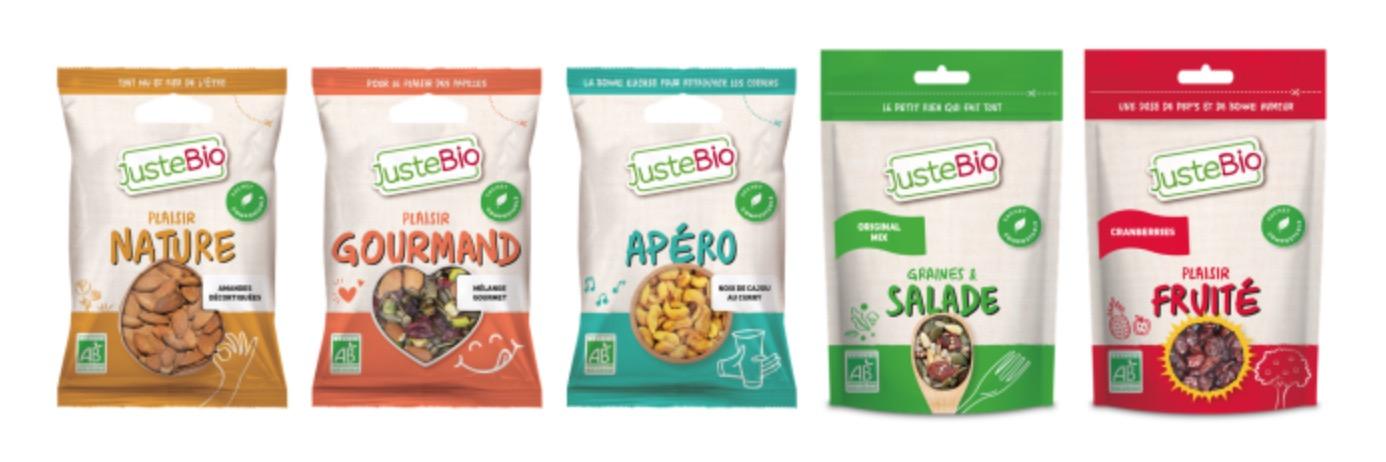 Capture d'écran 2020 05 13 à 14.40.45 - Justebio lance une nouvelle gamme de sachets bio pré-emballés dans des sachets entièrement compostables