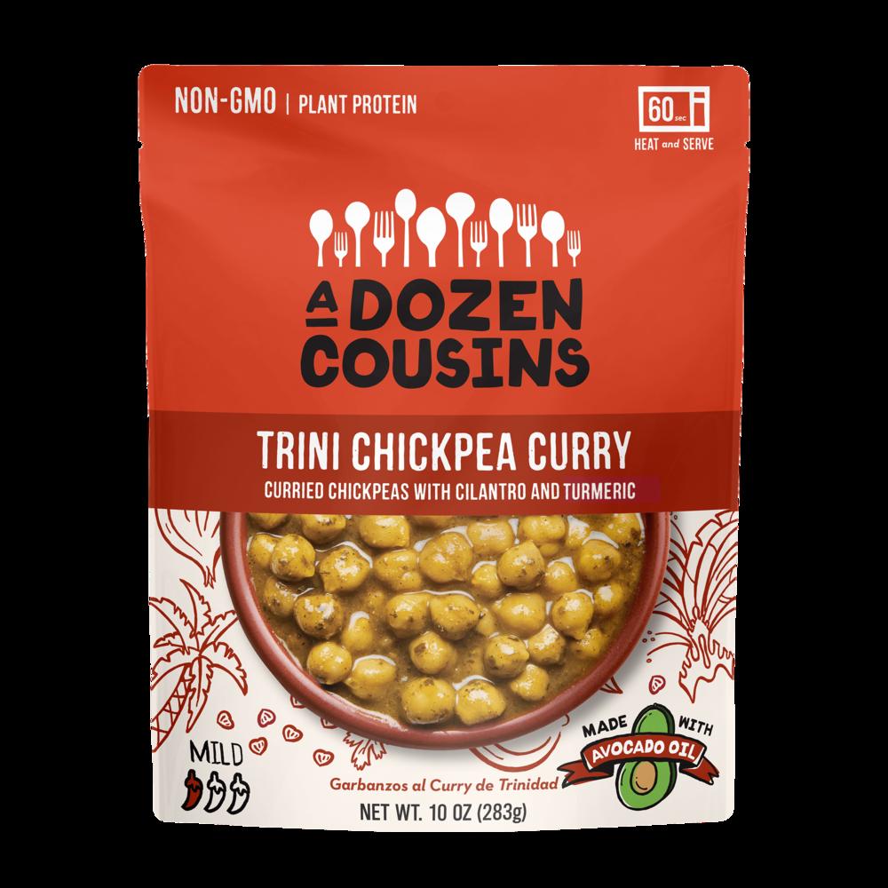TRINI CURRY min - Douze cousins pour des recettes de haricots