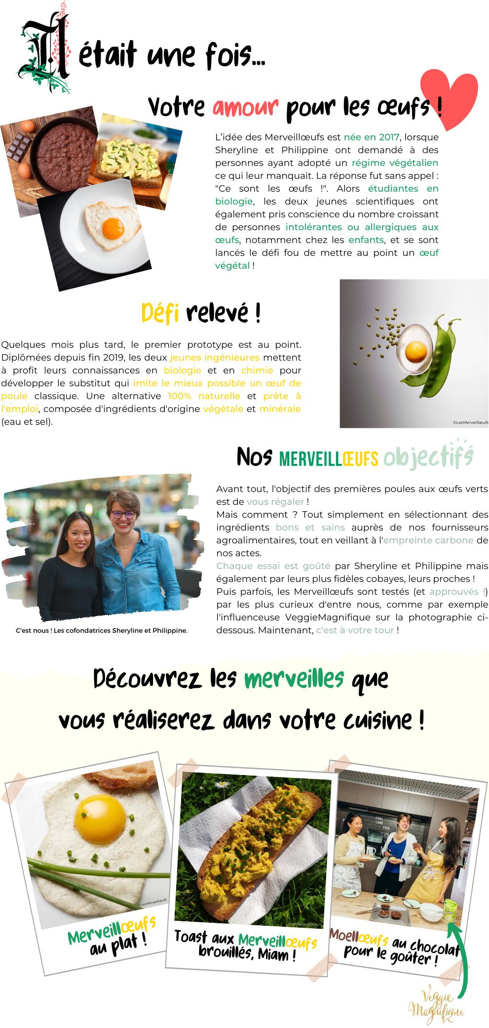 Visuel page projet KKBB 1587037264 - Les Merveillœufs : le moment est venu de faire des omelettes sans casser d'œufs !