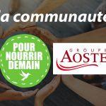 aoste 150x150 - Groupe Aoste rejoint la Communauté Pour nourrir demain