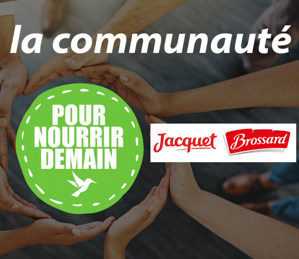 jacquetbrossard - Jacquet Brossard rejoint la Communauté Pour nourrir demain