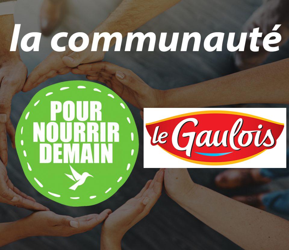 legaulois - Le Gaulois rejoint la Communauté Pour nourrir demain