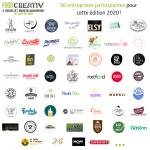 logo entreprises 150x150 - 56 entreprises en lice pour le concours FOOD CREATIV 2020