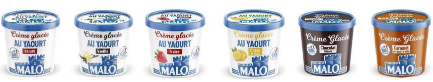 malo glaces kLxE U102612235624HlB 860x420@ria.fr  - Malo propose une gamme de crèmes glacées