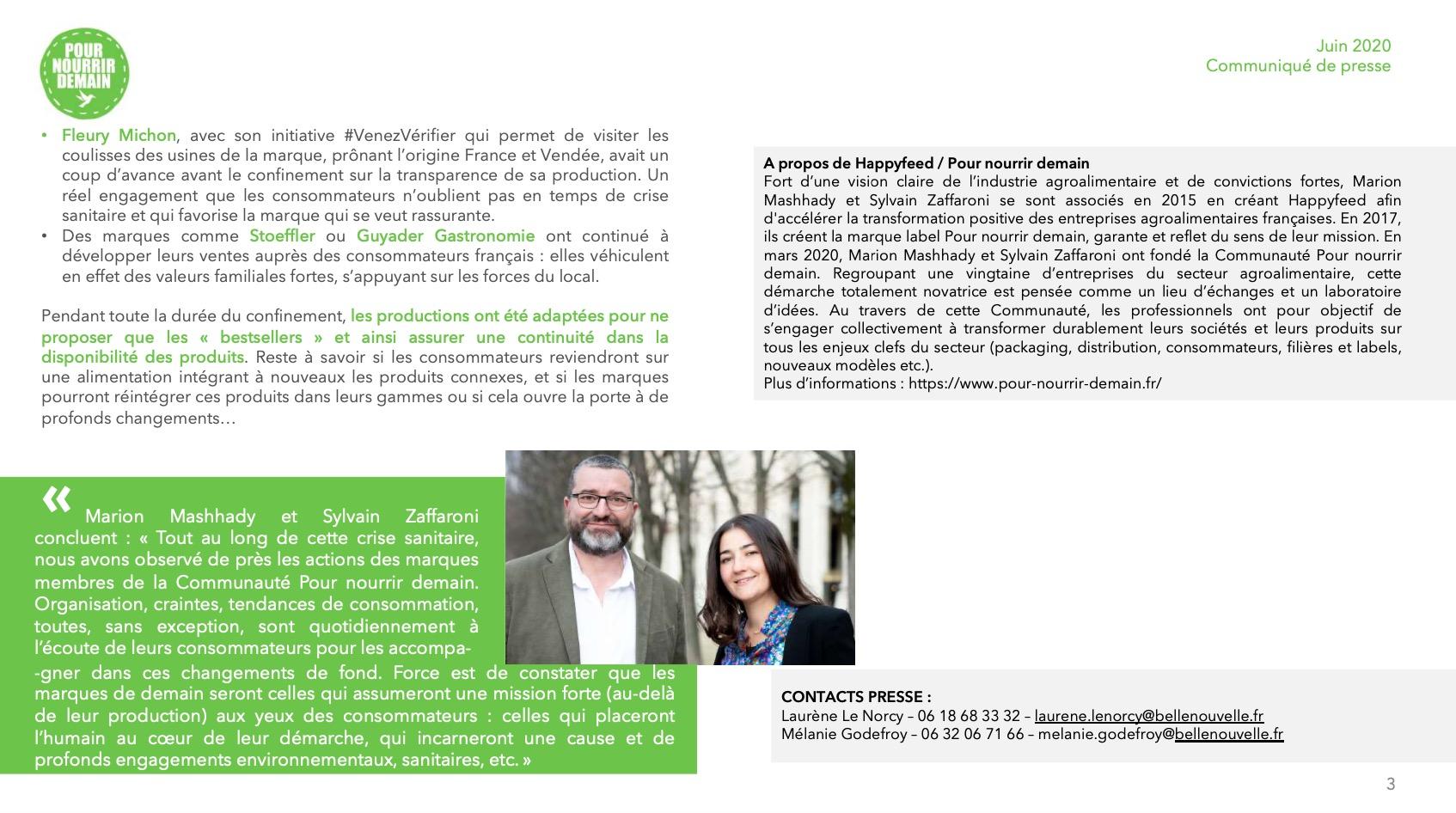 Capture d'écran 2020 06 02 à 11.19.56 - La Communauté Pour nourrir demain se penche sur la consommation des Français (Communiqué de presse)