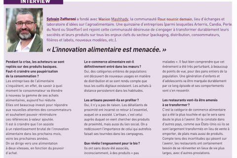 Capture d'écran 2020 06 03 à 18.06.48 480x320 - Interview dans le magazine Rungis actualité