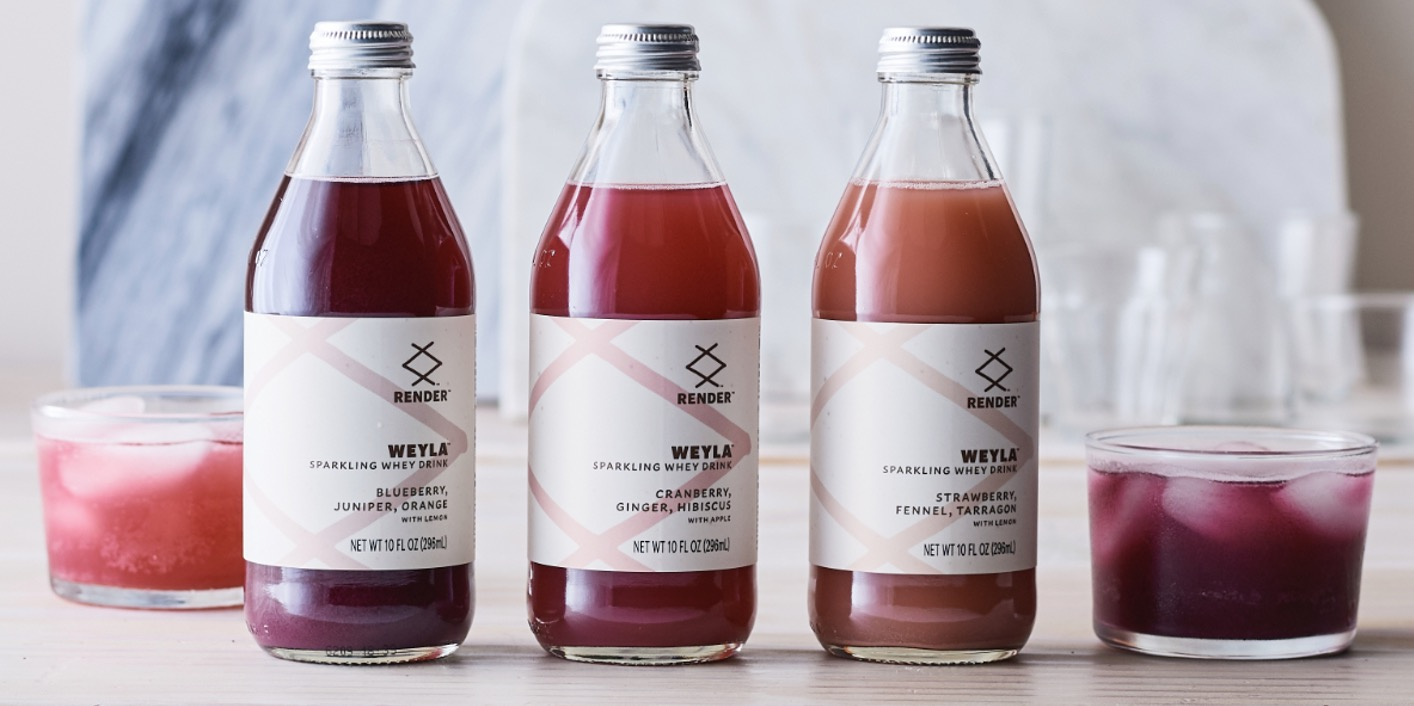 Capture d'écran 2020 06 24 à 09.17.37 - Des boissons au lactosérum et cornichon recyclés