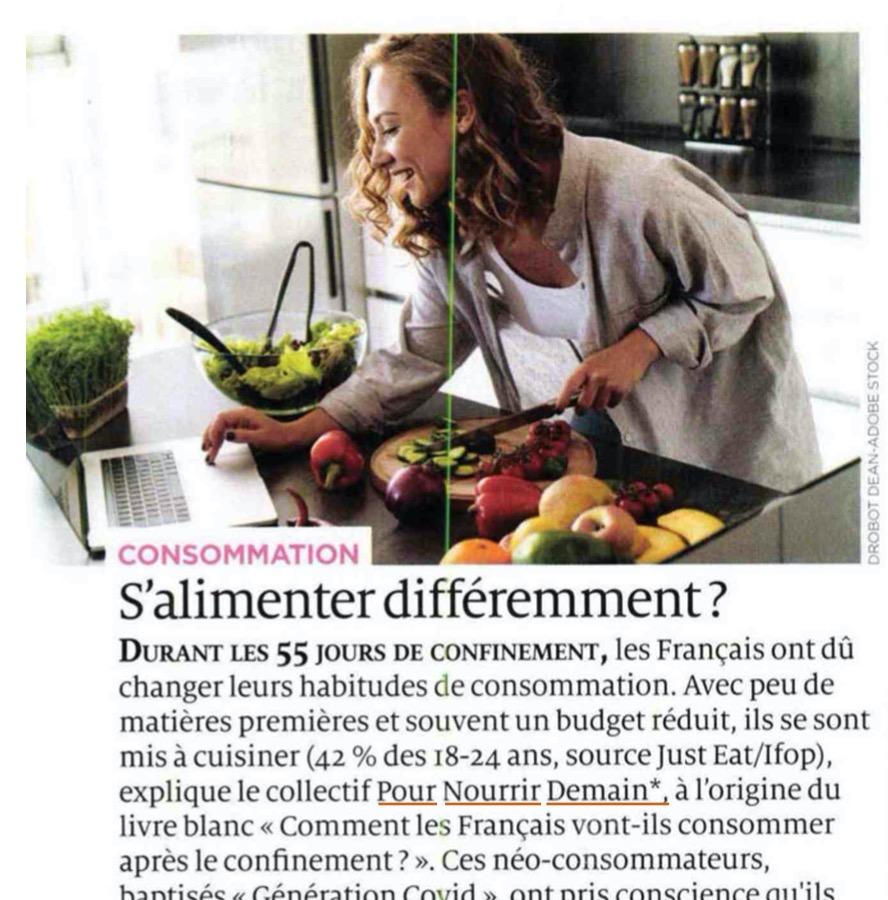 Capture d'écran 2020 06 30 à 09.56.59 - La Communauté Pour nourrir demain dans La Toque Magazine