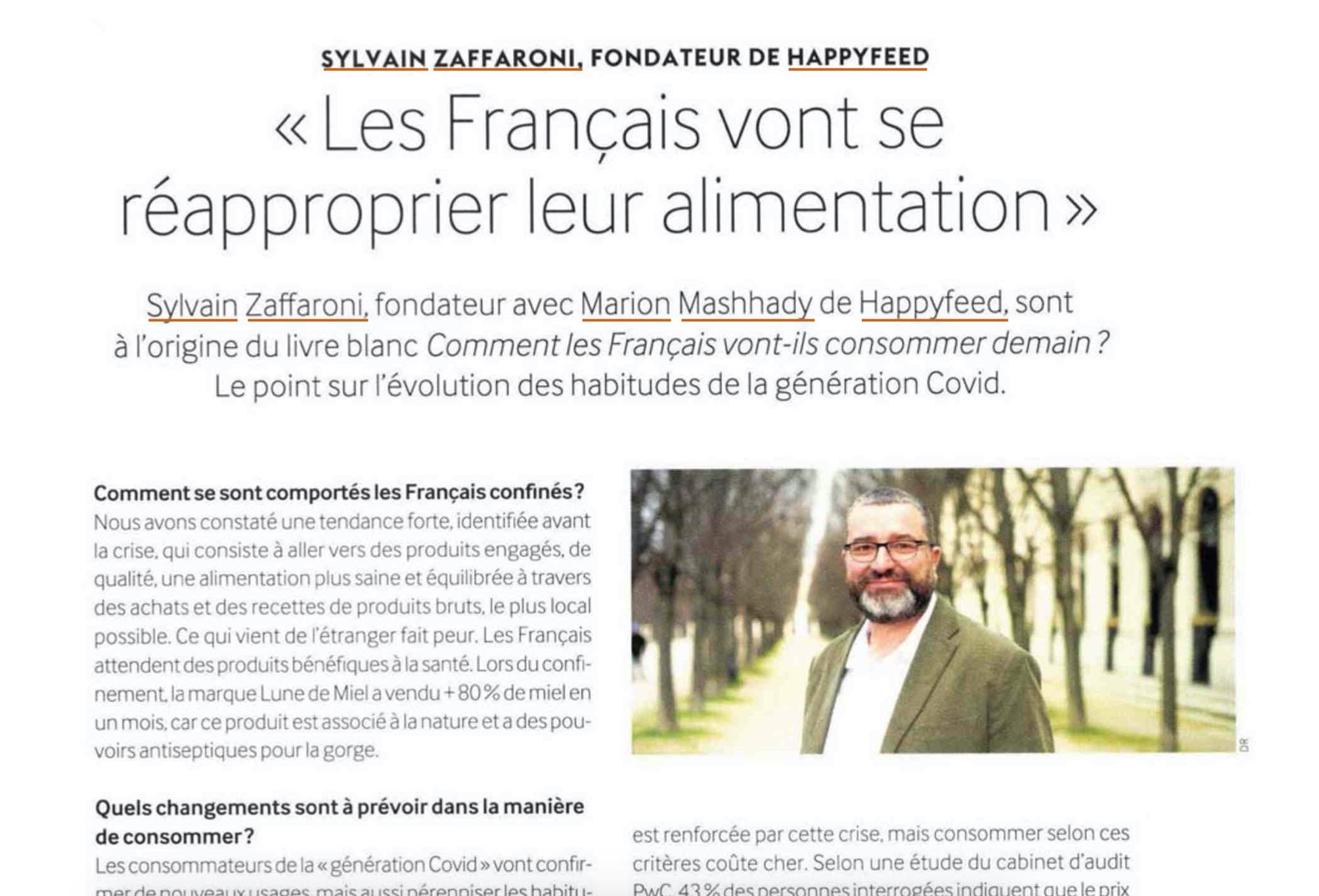 """Capture d'écran 2020 06 30 à 21.25.29 - Intervention pour neorestauration : """"Les Français vont se réapproprier leur alimentation"""""""