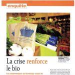 """Capture d'ecran 2020 07 29 a 13.48.24 150x150 - Intervention dans le dossier """"La crise renforce le bio"""" du magazine Réussir Fruits et Légumes"""