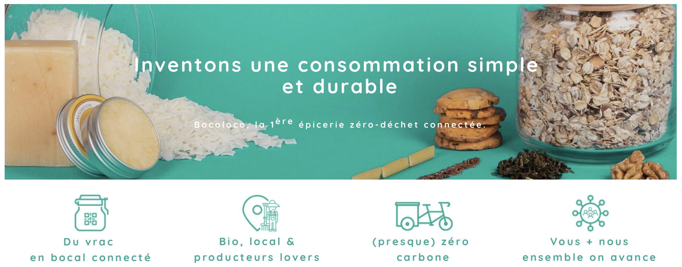 image - BOCOLOCO, la première épicerie zéro déchet connectée