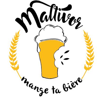 logo maltivor - Maltivor : mange ta bière !