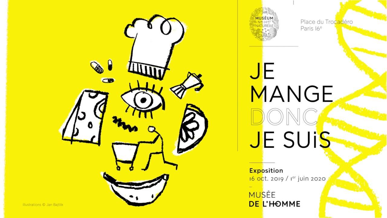 """maxresdefault - Expo : """"Je mange donc je suis"""""""