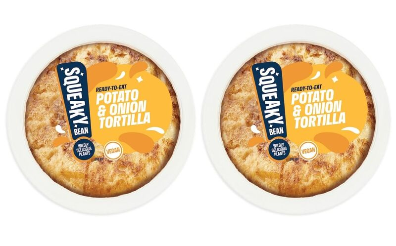 plantbased tortilla - Une tortilla sans oeufs
