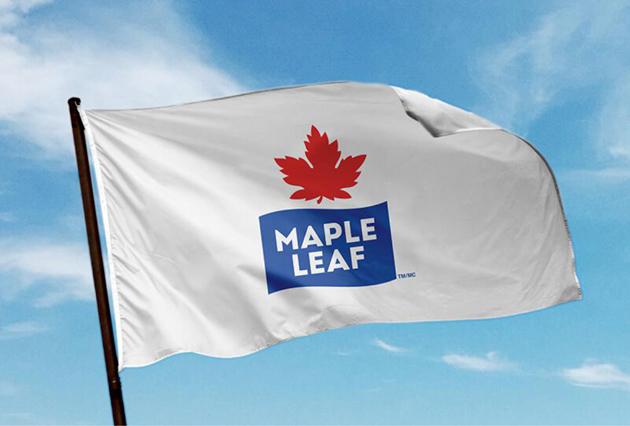 xMapleLeafFoodsFlag Lead.jpg.pagespeed.ic . 5wrgTBxMl - Maple Leaf est la première grande entreprise alimentaire à devenir carboneutre