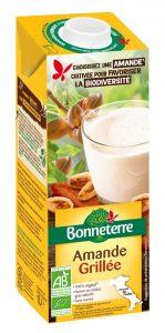 3024895 AMANDE GRILLEE 1L 149x300 - Une nouvelle boisson végétale AMANDE GRILLÉE chez Bonneterre