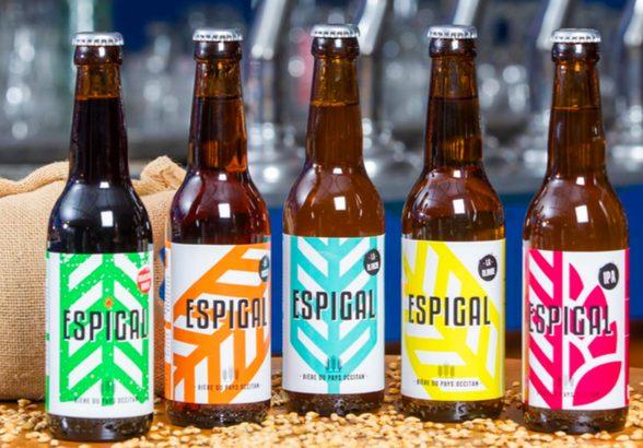 Capture decran 2020 09 02 a 11.49.44 - Espigal : la nouvelle gamme de bières made in Occitanie