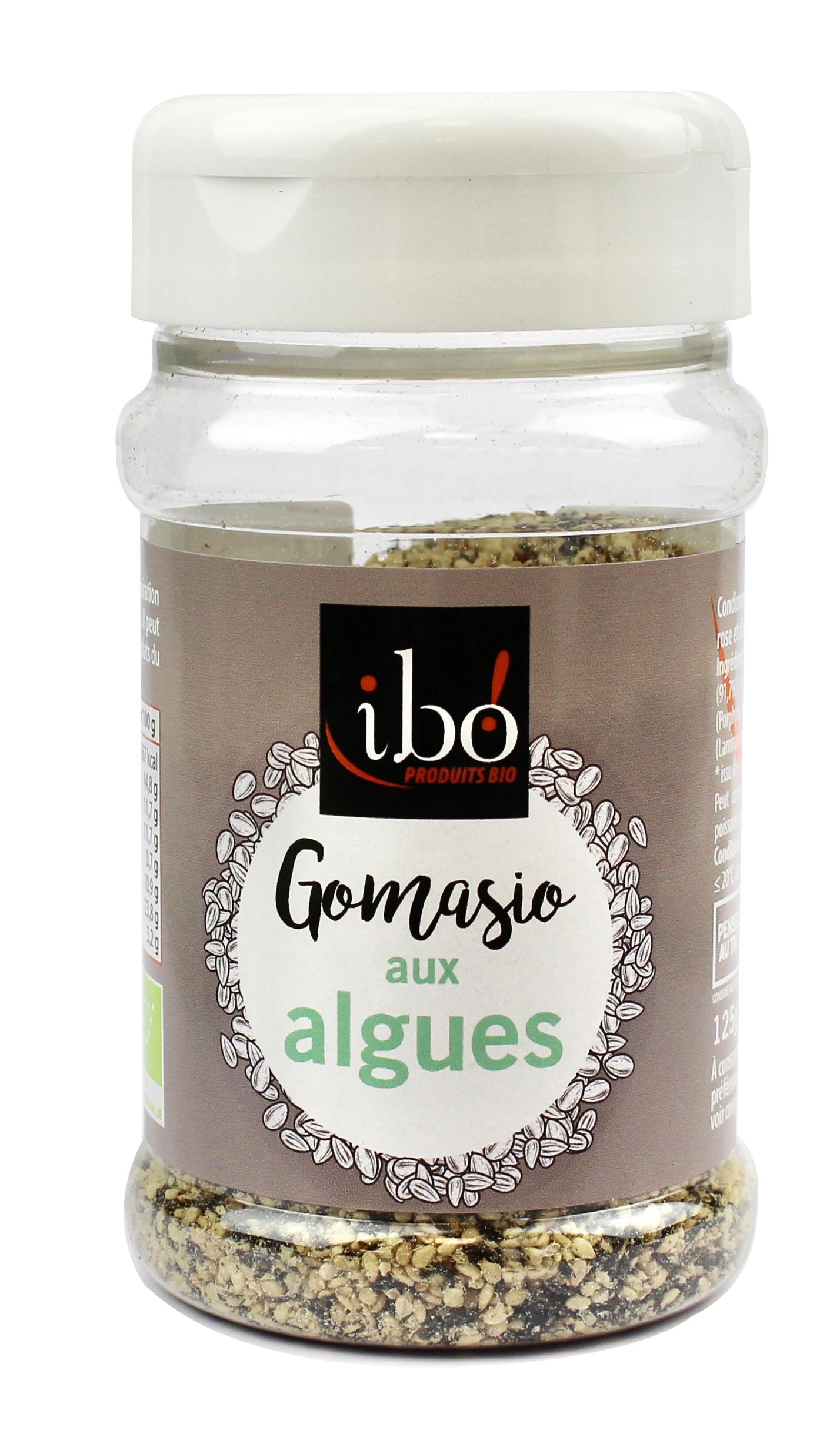 Gomasio aux Algues bio Ibo - Invitation au voyage avec les nouveaux Gomasio de Ibo !