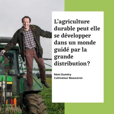 KAhR1Aa2NF5FDniBsmPW6U6AcgOG0fXh9esSeVwz 400x400 - L'agriculture durable peut-elle se développer dans un monde guidé par la grande distribution ? Podcast  Ramène ta fraise!