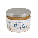 granolabutter nature numorning 150x150 - nüMorning lance la 1ere pâte à tartiner saine & responsable au granola