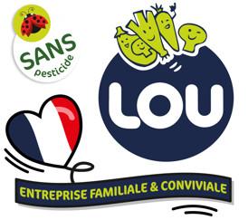 lou entreprise familiale et conviviale - Interview d'Emmanuelle Roze, co-fondatrice de LOU Légumes (membre de Demain la Terre)