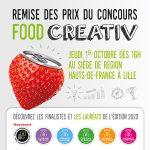 newsletter aout2020 600X600px 02 150x150 - Cérémonie de la remise des prix concours Food Creativ le 1er octobre à Lille