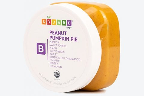 peanut pumpkin pie 480x320 - Des pots pour bébés avec huit allergènes