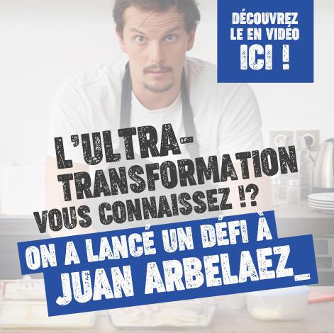 Campagne UT 2020 Juan Arbelaez reference - Biocoop et Siga s'attaquent à l'ultra-transformé