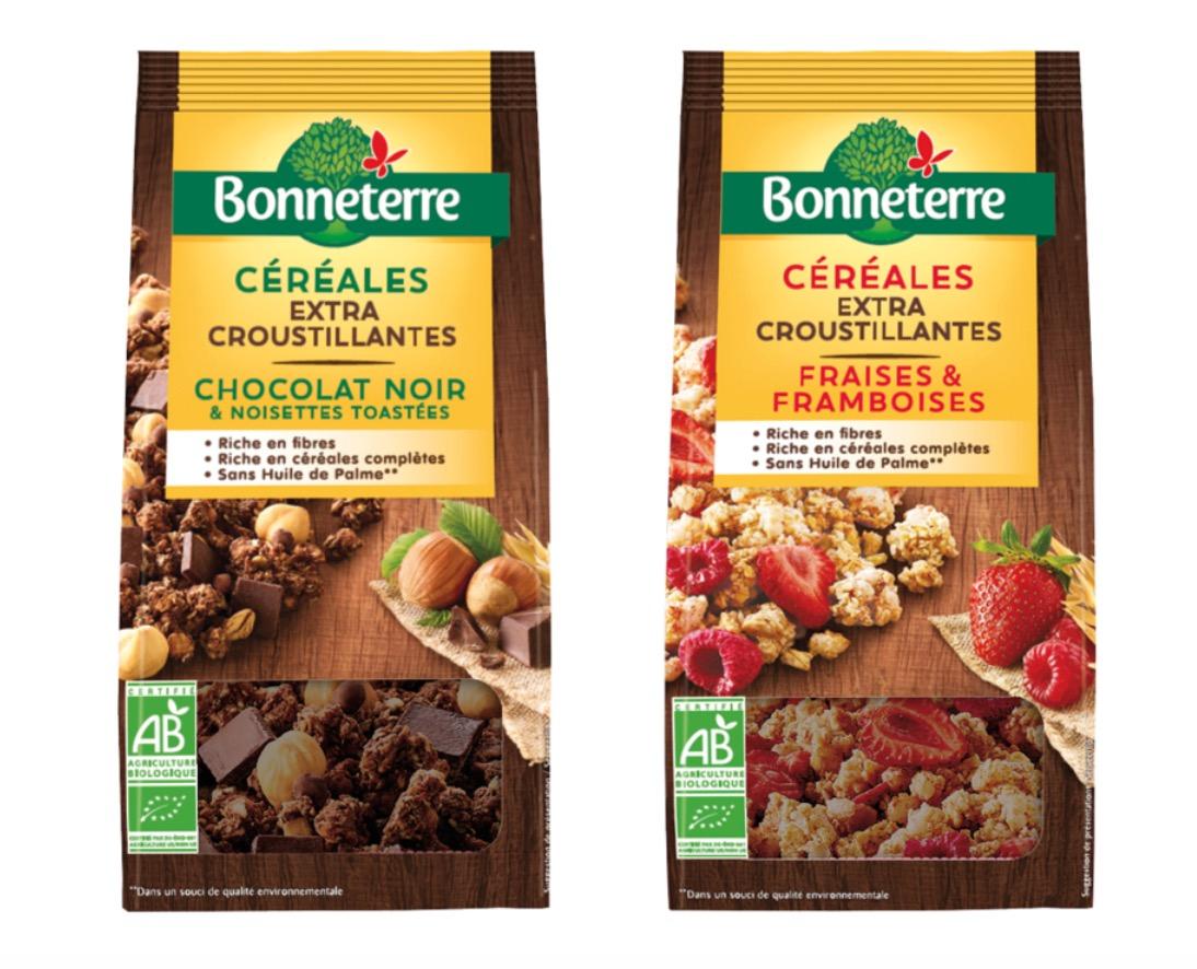 Capture decran 2020 10 05 a 11.47.42 - Bonneterre lance 2 recettes extra-gourmandes et croustillantes de céréales bio