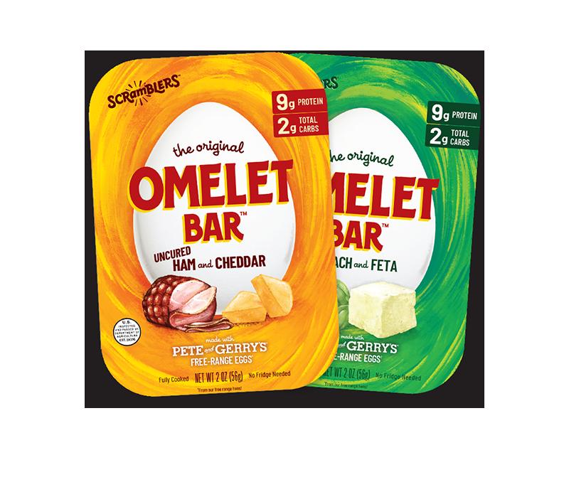 Variety 95 1512x - De l'omelette en barre
